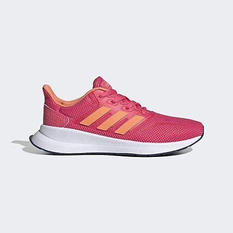 Adidas RUNFALCON K Zapatillas, Unisex-Baby, Rosa, 38.2/3: Amazon.es: Deportes y aire libre