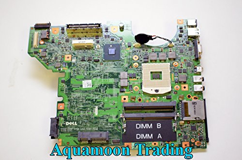 NEW Genuine OEM DELL Latitude E5410 Laptop Notebook Intel GMA Chipset Pentium Cpu Processor Slot DDR3 Dimm PMCIA Insert VGA USB Internal Data Computing Performance Motherboard D1VN4 59dmw Main Logic System Board by Dell