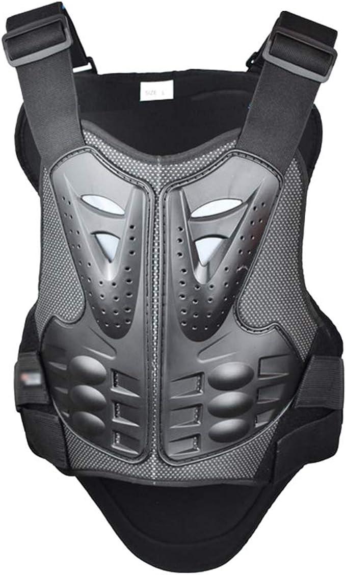 1 Stück Motorrad Schutzweste Rüstung für Motorrad Fahrradfahren,