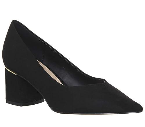 f864225805ea9 Office Minute Block Heel Point Court Heels: Amazon.co.uk: Shoes & Bags