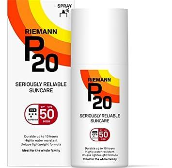 Riemann P20 Once a Day SPF 50 Sun Spray 200ml