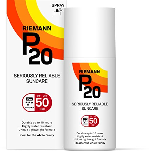 Riemann P20 Once a Day SPF 50 Sun Spray 200ml ()