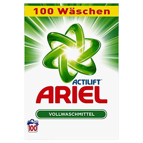 Ariel Waschpulver Regulär 6.5kg, 1er Pack (1 x 100 Waschladungen)