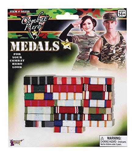 Forum Novelties Military Medal (Bars)-Standard]()