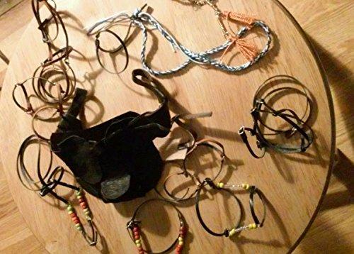 breyer-custom-tack-lot-saddle-bridle-halters