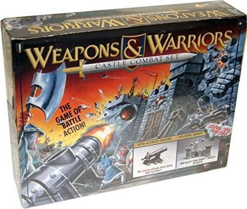 Weapons & (and) Warriors Castle Combat Set (Weapons And Warriors Board Game compare prices)