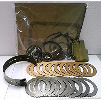 fmx rebuild kit with clutches steels filter band 1968-1981