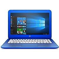 HP Stream 13.3 HD Display Laptop Computer, Intel Dual Core Celeron N3050 1.6Ghz CPU, 2GB Memory, 32GB Emmc, USB 3.0, HDMI, WIFI, Bluetooth, Card Reader, Windows 10 (Certified Refurbished)