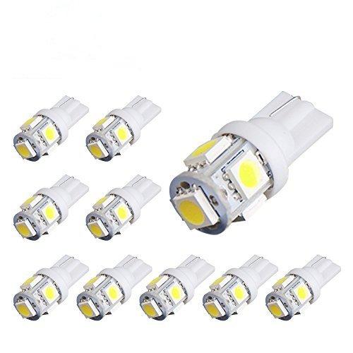 YITAMOTOR Wedge 5 SMD White Light