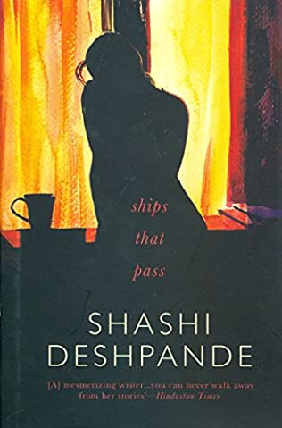 book cover of Ships That Pass