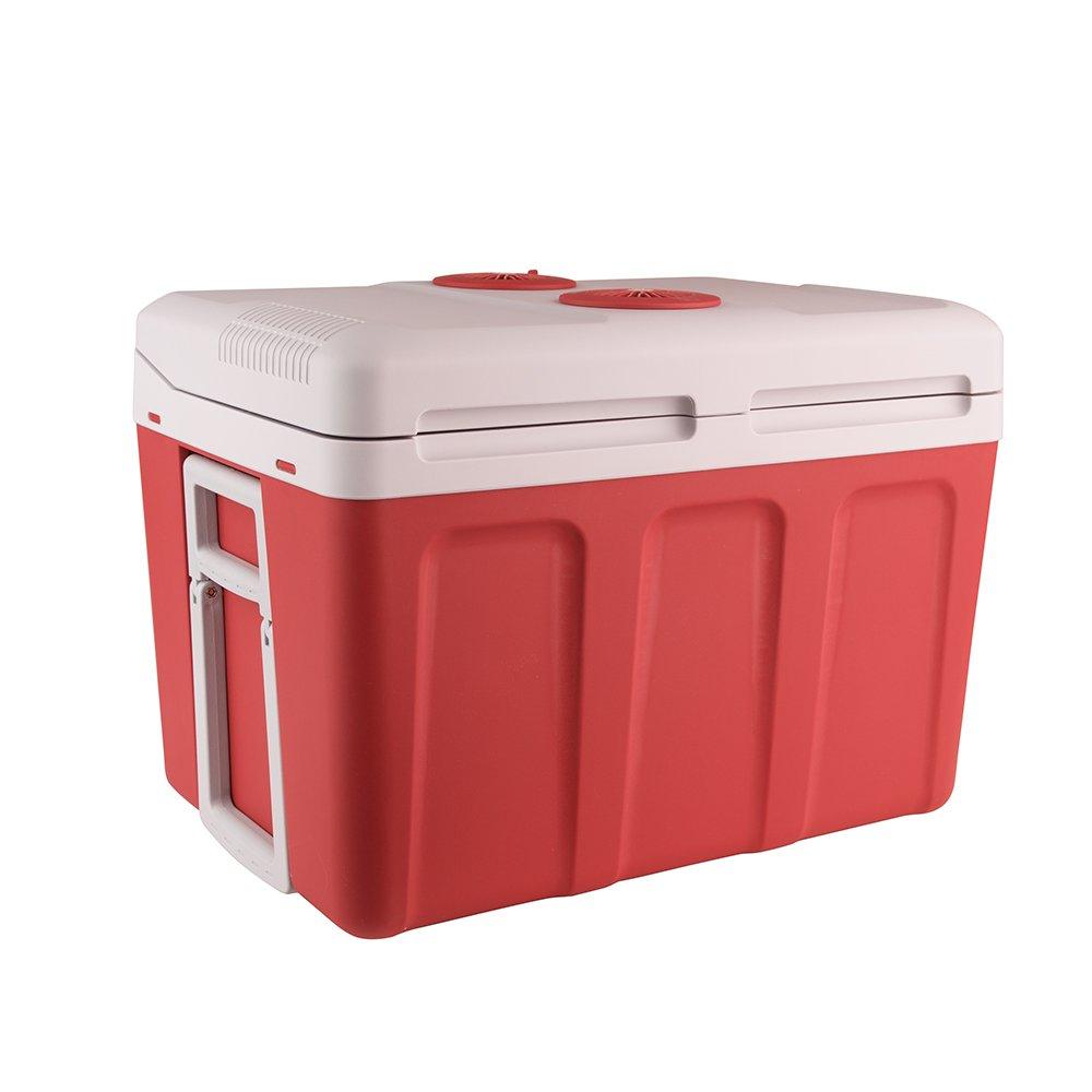 Auto Companion Elektrische Kü hlbox, kü hlt und wä rmt, tragbar, 24 l, 240 V Wechselstrom & 12 V AUTOC-29