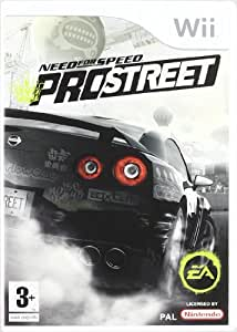Need For Speed: Pro Street (Wii)