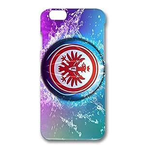 Fancy Creative Bundesliga Eintracht Frankfurt FC Phone Case for Iphone 6/6s 4.7 (inch) 3D Hard Cover Case