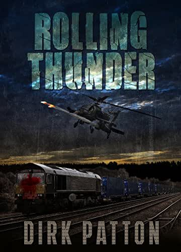 Rolling Thunder: V Plague Book 3