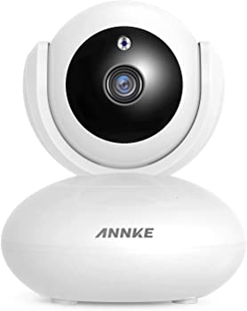 Annke 1080P Home Security Smart Wireless IP Camera with Night Vision