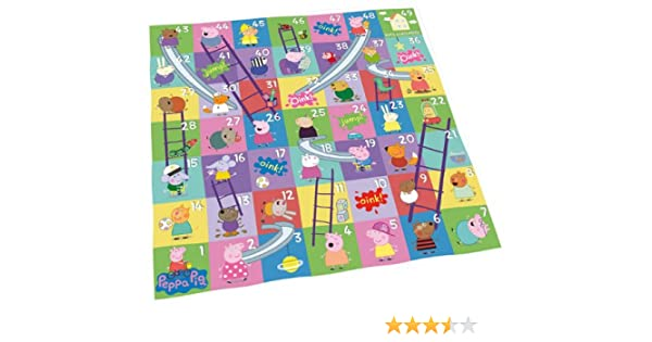 IMC Toys Peppa Pig - Juego de la Escalera: Amazon.es: Juguetes y juegos