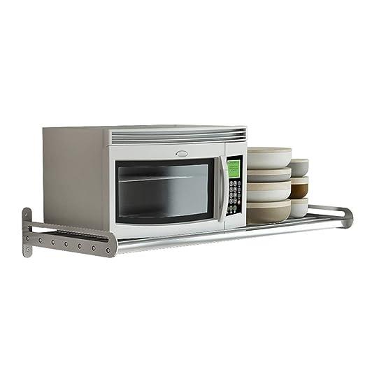 EstanteríA De Cocina De Pared Estante De Horno De Microondas De ...