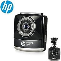 HP Dash Cam For Cars Full HD 1080P DVR Vehicle Dashboard Camera Recorder,2.4 LCD,G-Sensor, Night Vision, WDR, Parking Guard, Loop Recording,Invisible