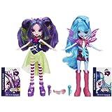 My little pony - A9223 - Muñecas Equestria Girls, Aria Blaze y Sonata Dusk