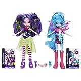 My Little Pony Equestria Girls Aria Blaze and Sonata Dusk Doll, 2-Pack