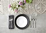 Fortessa Vitraluxe Dinnerware Heirloom Matte Finish