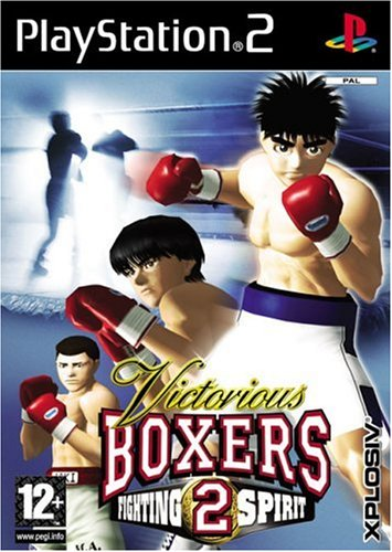 Victorious Boxers 2: Fighting Spirit (Playstation 2) (Best Playstation 1 Games Ever)