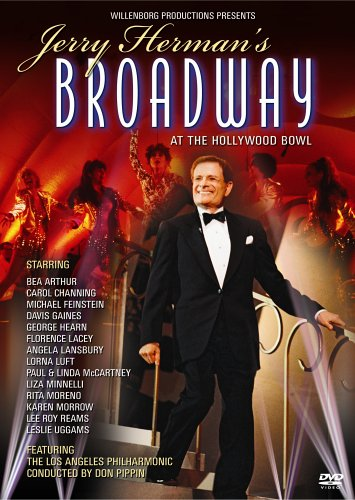 Jerry Herman's Broadway at the Hollywood Bowl by Image Entertainment