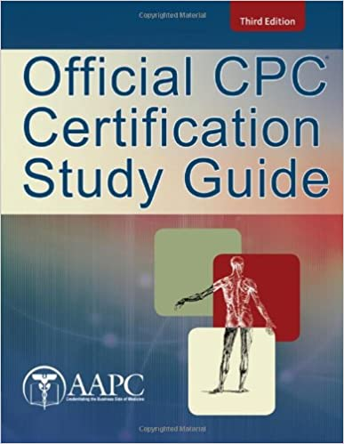 Official CPC Certification Study Guide: 9781285427997: Medicine ...