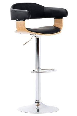 Clp Tabouret De Bar Natal Similicuir I Chaise Haute Confortable Avec