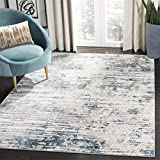 Safavieh VGE145A-8 Rug, 8' x 10', Cream/Teal