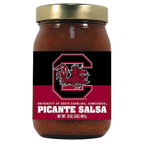 UPC 714218427152, Hot Sauce Harrys 2715 SOUTH CAROLINA Gamecocks Picante Salsa Medium - 16oz