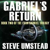 Gabriel's Return: Evan Gabriel Trilogy, Book 2 | Steve Umstead