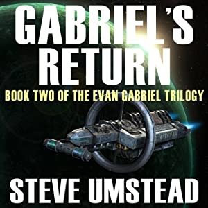 Gabriel's Return Audiobook