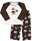 Carter's Boys ''Mommy's Hero'' Firefighter Racoon Pajama Set 18 Months