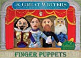 : Great Writers Finger Puppet Set