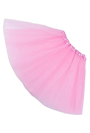 75ff095151 TOOGOO(R)Women/Adult Organza Dance wear Tutu Ballet Pettiskirt Princess  Party Skirt Pink: Amazon.co.uk: Clothing