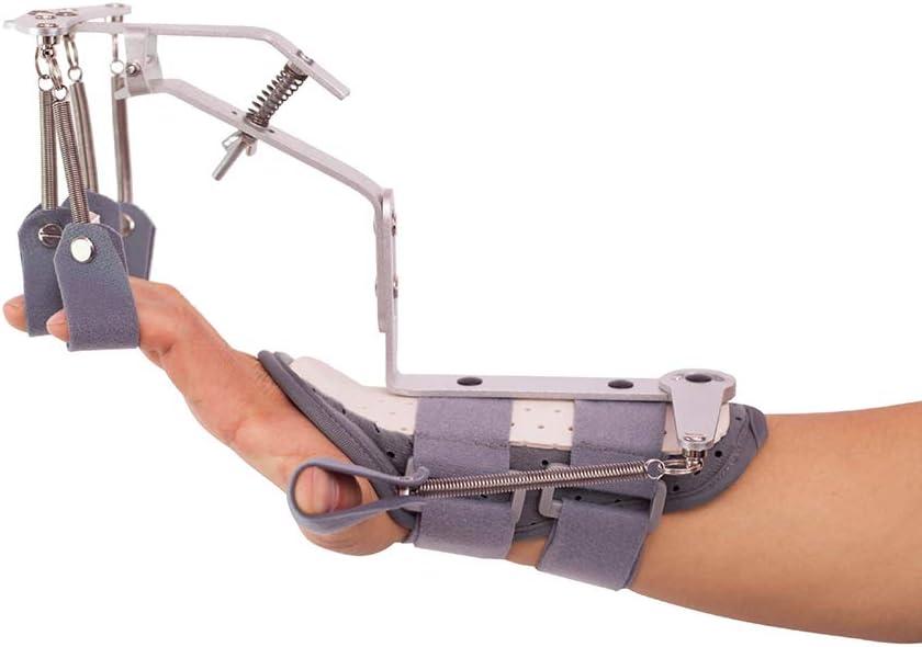 HSRG Ortesis De Rehabilitación De Dedos, Fisioterapia De Manos, Entrenamiento De Rehabilitación, Órtesis Dinámica De Dedos Y Muñecas, Reparación De Tendones para Pacientes con Hemiplejía