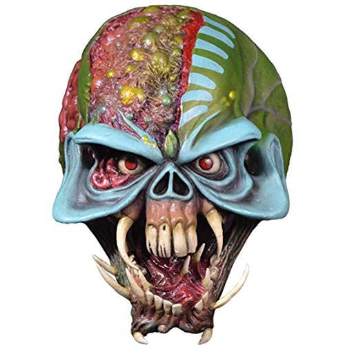 Trick Or Treat Studios Iron Maiden Final Frontier Eddie Mask ()