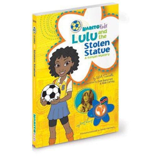 - Karito Kids: Lulu And The Stolen Statue
