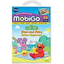 VTech MobiGo Software - Elmo and Abbey; Nature Explorers