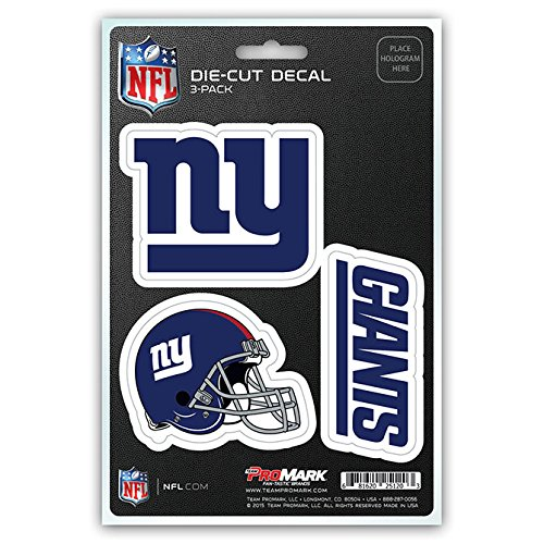 NFL New York Giants Team Decal, - Ny Outlets