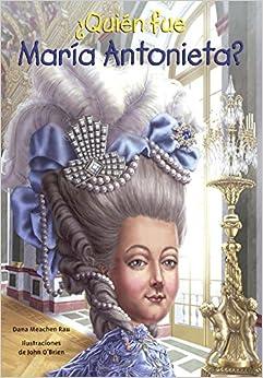Como Descargar En Mejortorrent Quien Fue Maria Antonieta? Infantiles PDF