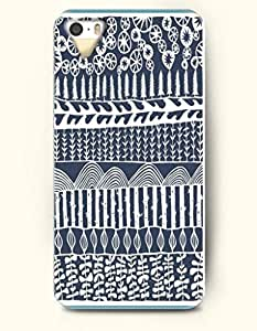 OOFIT Aztec Indian Chevron Zigzag Native American Pattern Hard Case for Apple iPhone 5 5S ( iPhone 5C Excluded ) ( Traditional Indian Aztec Pattern ) by icecream design