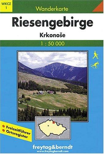 Hiking Maps of the Austrian Alps: Alpbach, Worgl, Brixental