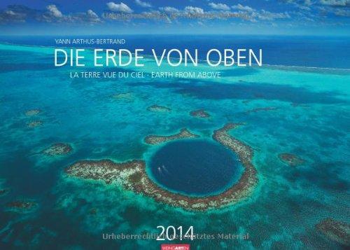 Die Erde von oben 2014