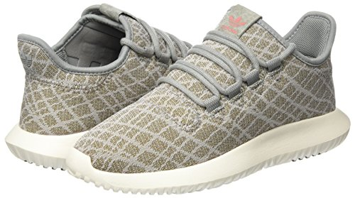 Shadow Tubular Sneakers Adidas Gris ch raw Femme ch Pink Solid Grey Basses Grey 5dgEgwq