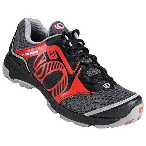 Pearl iZUMi Men's X Road Fuel II Cycling Shoe,Black,41 EU/7.5 D US