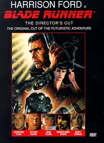 Blade Runner [Director's Cut] [Import USA Zone 1]: Amazon.fr: Ford ...