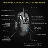 Swiftpoint Z Gaming Mouse, Voted Gaming Innovation of The Year. Tilt, Pivot, Click Softer/Harder to Experience unprecedented intuitive Control in MMO, FPS, RPG, MOBA, or Flying/Driving Games