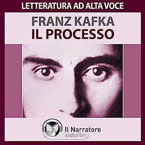 Il Processo Audiobook
